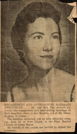 Glenda June <i>Atwood</i> Hughes