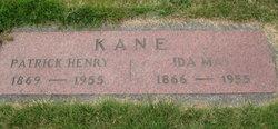 Ida M Kane