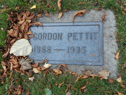 Francis Gordon Pettit