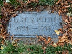 Elsie Ruth <i>Morgan</i> Pettit