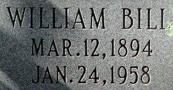 William Bill Card