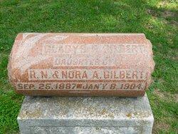 Gladys F Gilbert