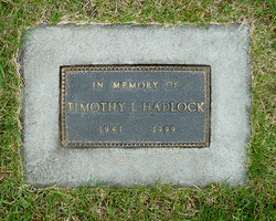 Timothy Tim Hadlock
