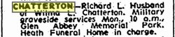 Richard Leroy Dick Chatterton, Jr