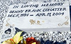 Benny Frank Conatser