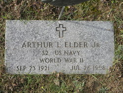 Arthur L Elder, Jr