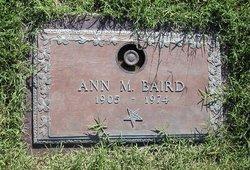 Ann M Baird
