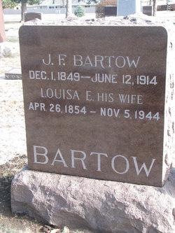 Louisa Emma <i>Andrews</i> Bartow
