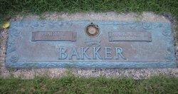 Harm John Bakker