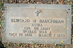 Elwood David Baughman