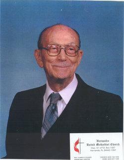 Rev Elmer Cleveland Clouser, Sr