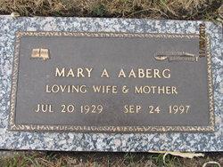 Mary A. Aaberg