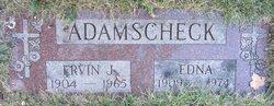 Ervin Joseph Adamscheck