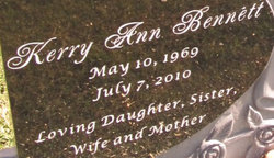 Kerry Ann Bennett