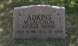 Lucille <i>Meade</i> Adkins
