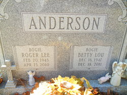 Betty Lou Anderson