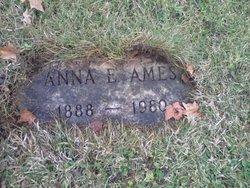 Anna E Ames