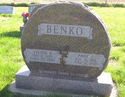 Paul E. Benko