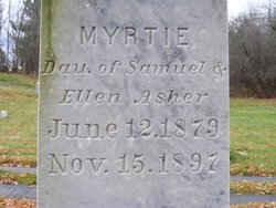 Myrtie Asher
