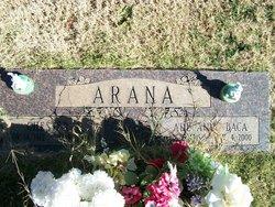 Adelaida <i>Baca</i> Arana