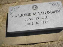 Marjorie May <i>Wilkison</i> VanDoren