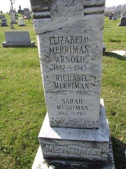 Elizabeth <i>Merriman</i> Arnold