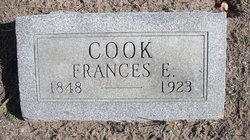 Frances Elizabeth <i>Cates</i> Cook