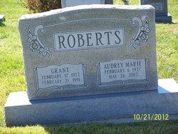 Audrey Marie <i>Cooper</i> Roberts