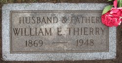 William Emil Thierry, Sr