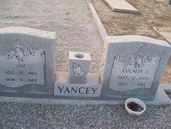 Eulalia <i>Justice</i> Yancey