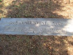 Mary Alta Beck <i>Nelson</i> Valentine