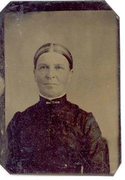 Margaret Ann <i>Lewis</i> Bernard