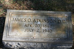 James O Atkinson