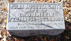 Julia Augusta <i>Smith</i> Neely