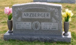 Blanche Alice <i>Brewer</i> Arzberger