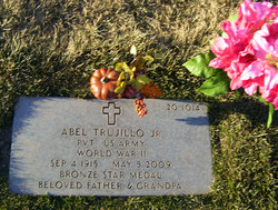 Pvt Abel Trujillo, Jr