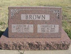 Charles Richard Charlie Brown
