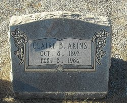 Claire B. Akins