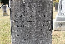 James M. Love, I