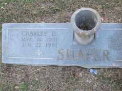Charles D Shafer
