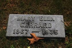 Mary Ella <i>Davis</i> Gerrard