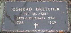 Pvt Conrad Drescher