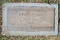 Ewell Jean Cain