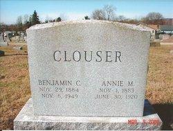 Annie Marguerita <i>Hull</i> Clouser