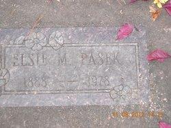 Elsbeth M. Elsie <i>Adams</i> Pasek