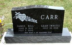 James W. Bill Carr