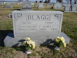 Eliza A. <i>Hogan</i> Blagg