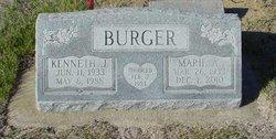 Marie A. <i>Havel</i> Burger