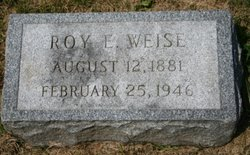 Roy Earl Weise