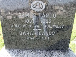 Sarah <i>Price</i> Dando